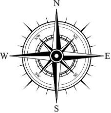 compass logo MED