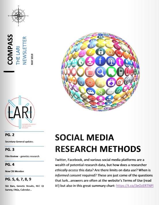 LARI News APRIL2019 cover