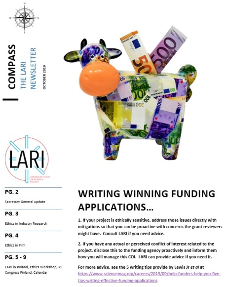 NewsletterOCT2019cover