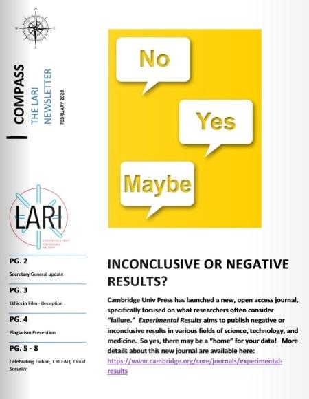Cover Feb 2020 newsletter