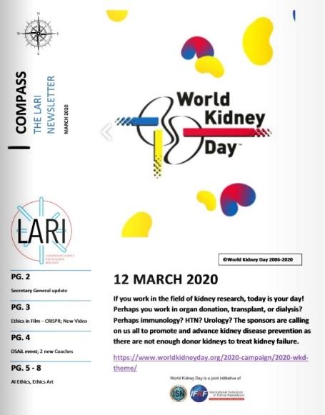 COVER MAR2020 newsletter
